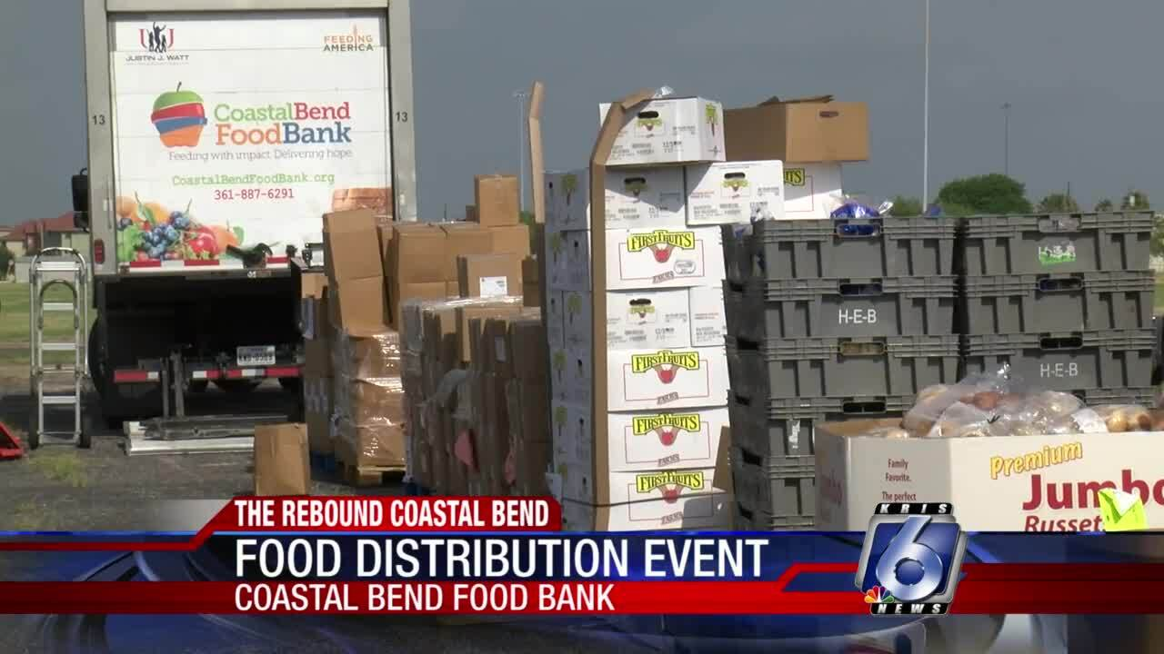 Food pantry on west side feeds 500 families