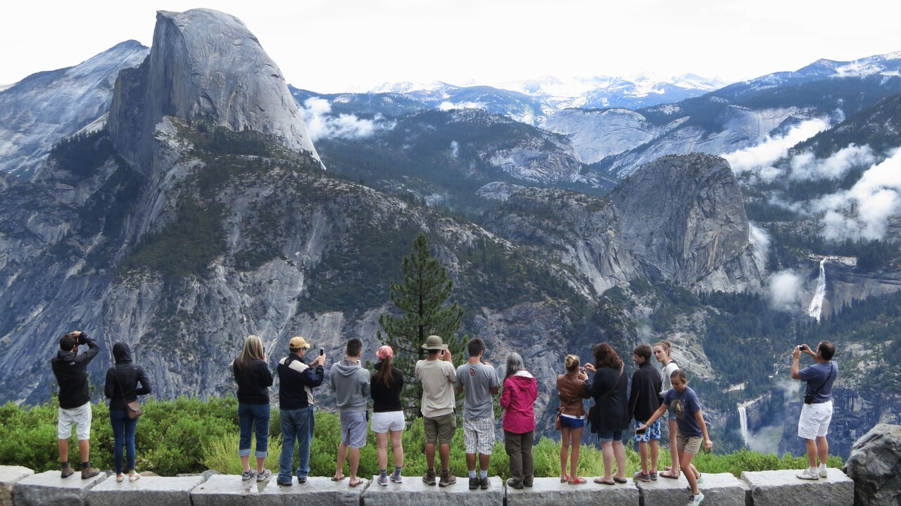 America's most popular national park is ...