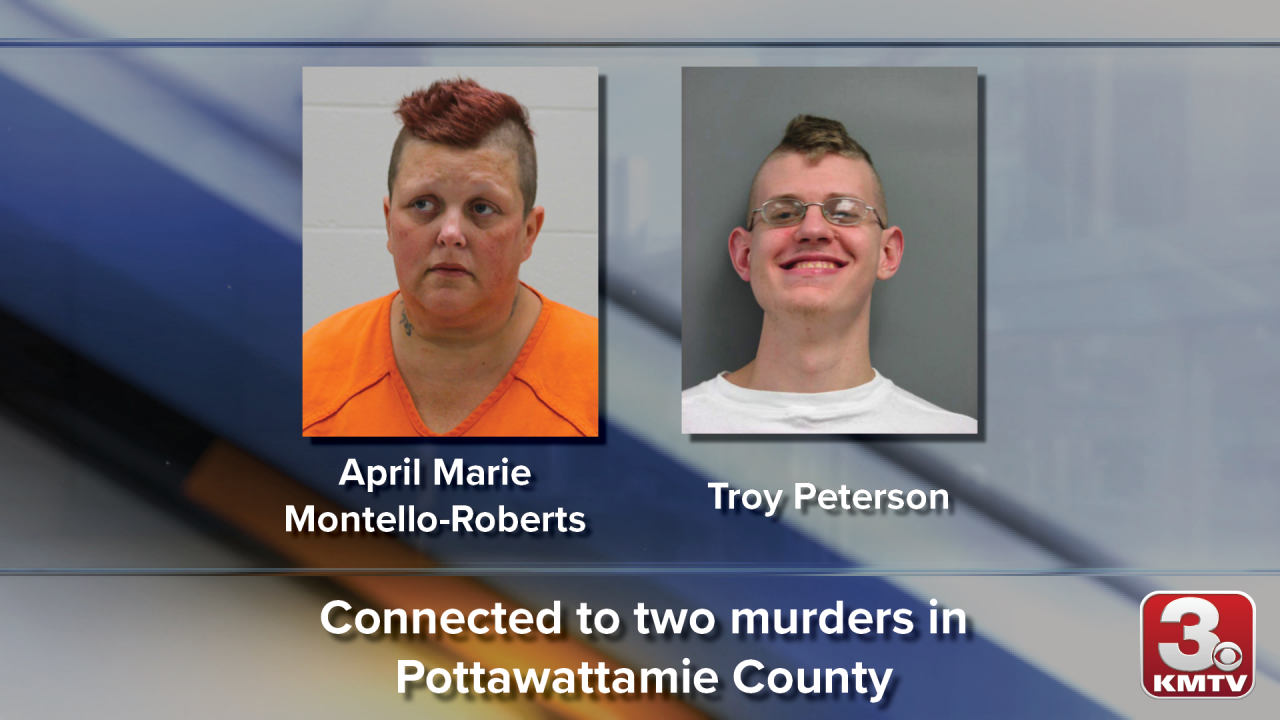 April Marie Montello-Roberts Troy Peterson