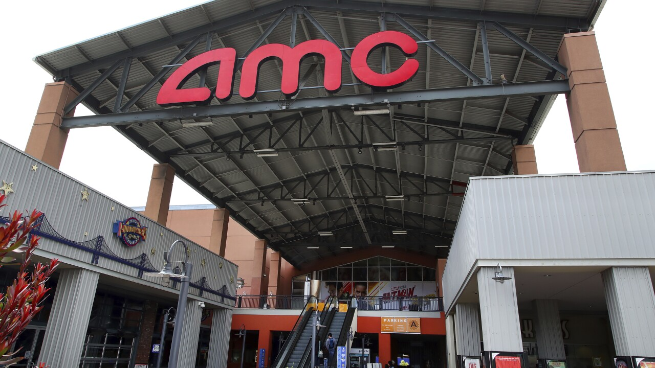 AMC Theatres pushes back reopening by 2 weeks