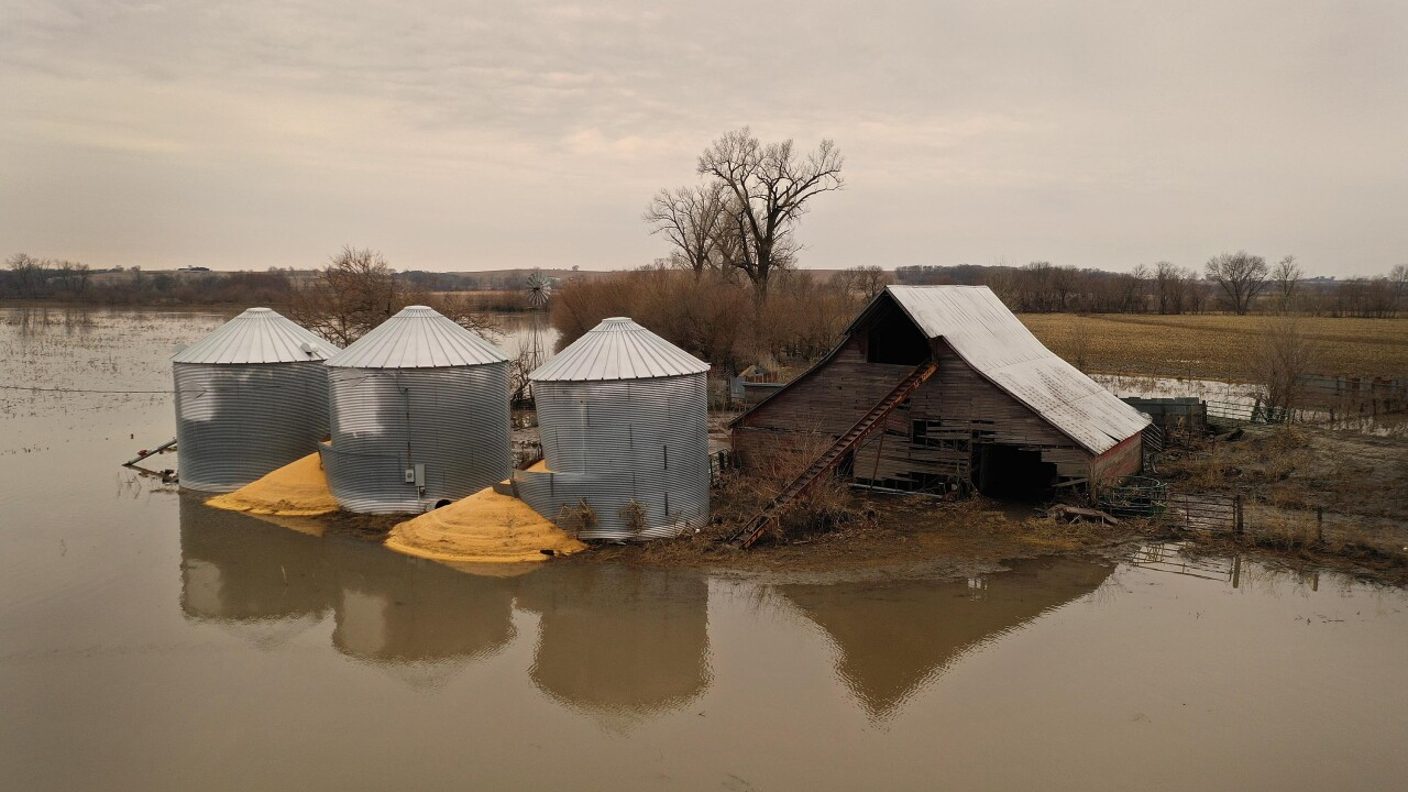 From The Heartland To The Heart Ohio Farmers Helping