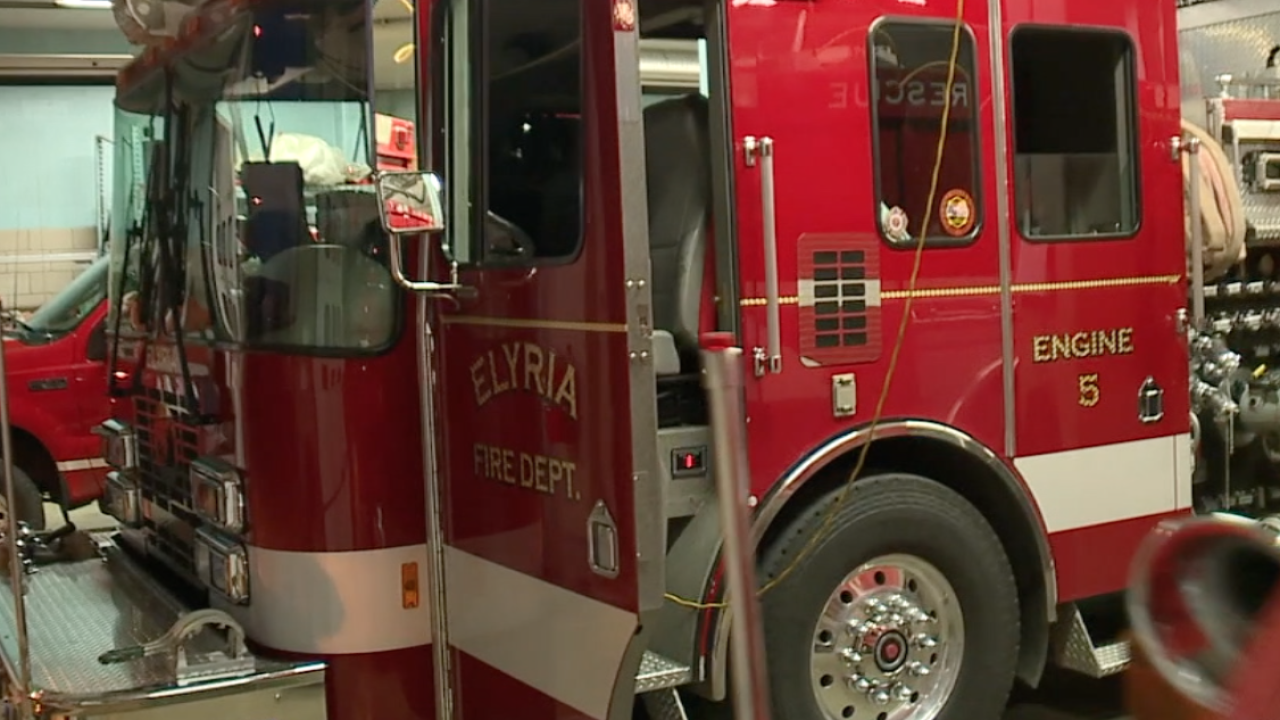 Elyria police and fire plagued by COVID-19 cases