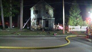 Muskegon house fire 08/20/2020