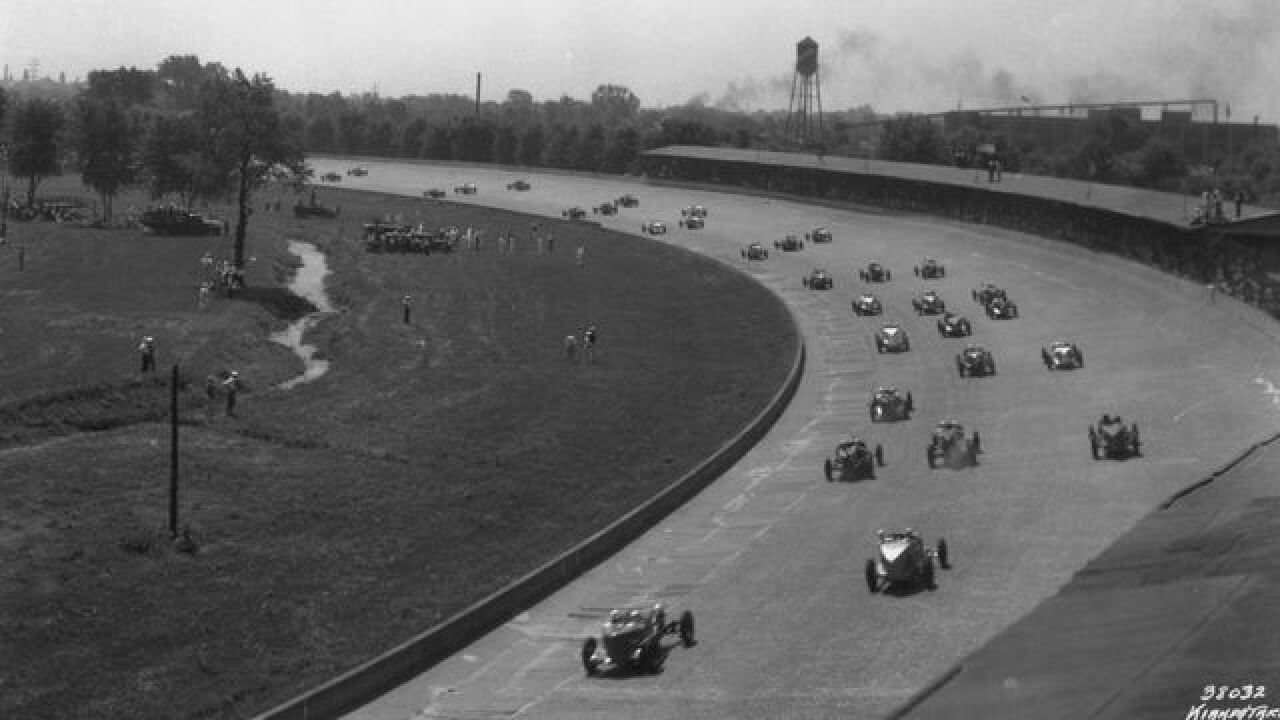 Indy 500 1934: Fuel limit imposed