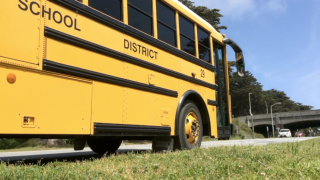 Student passes out on school bus