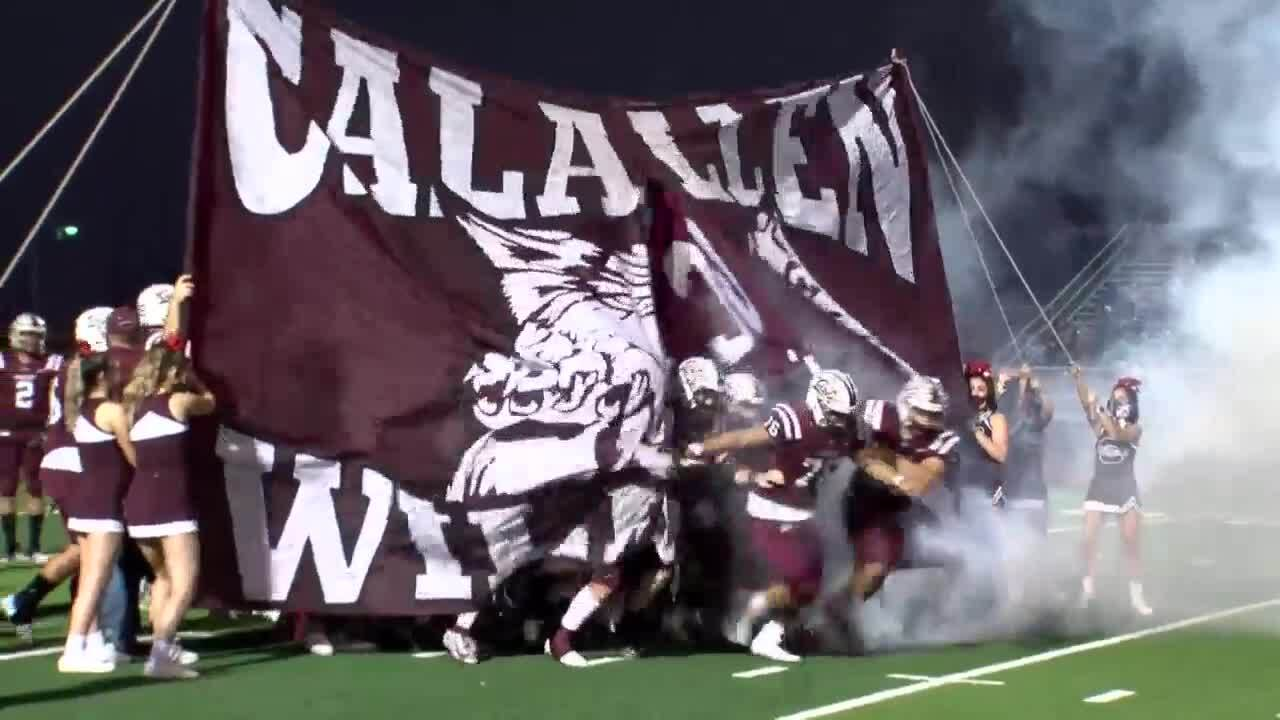Calallen will be challenged by Port Lavaca Calhoun's potent rushing attack