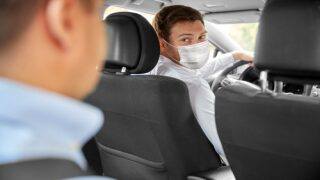 New Study On Airflow Shows How To Stay Safe In Cars Amid The Pandemic