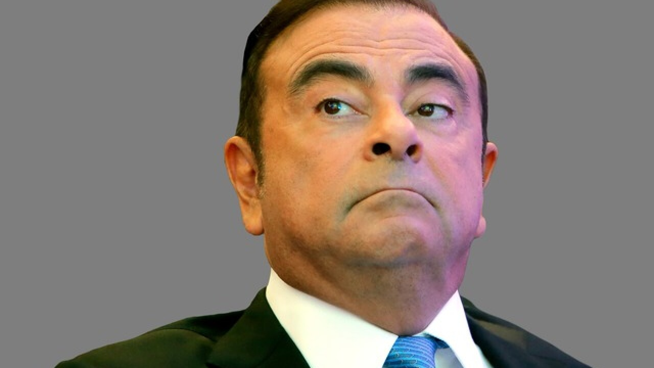 Nissan Chairman arrested for financial misconduct