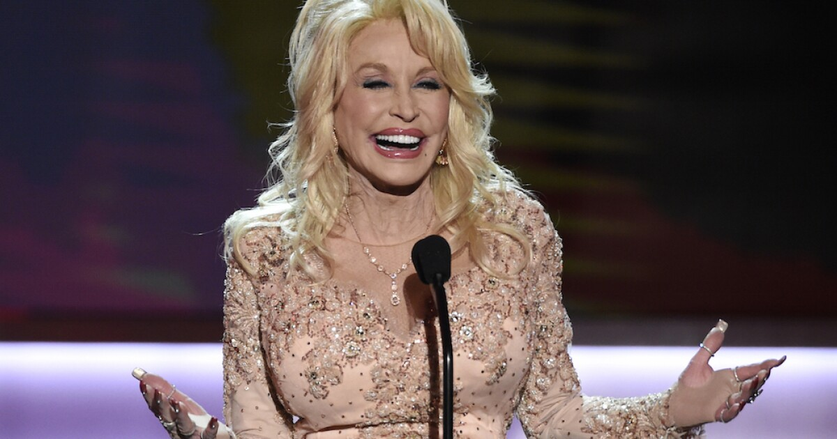 Tennessee lawmakers consider Dolly Parton statue at state capitol