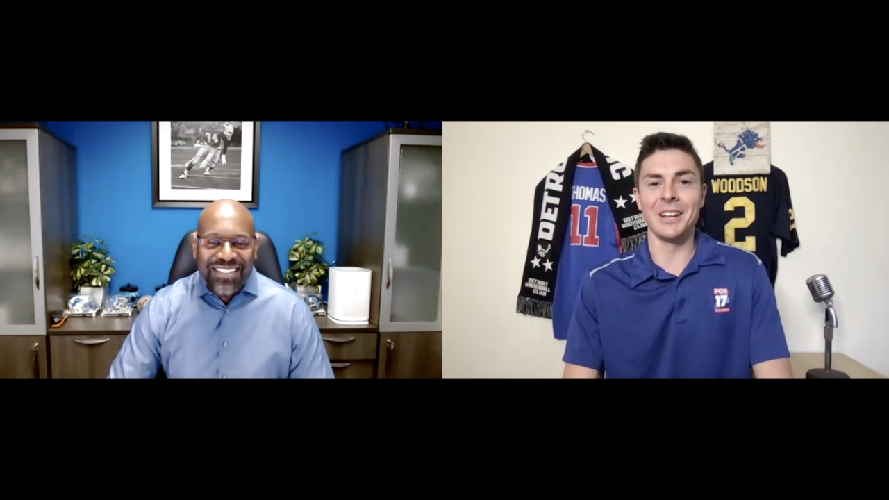 One-on-one with Herman Moore