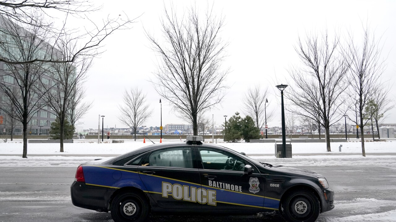 Police Accountability-Maryland