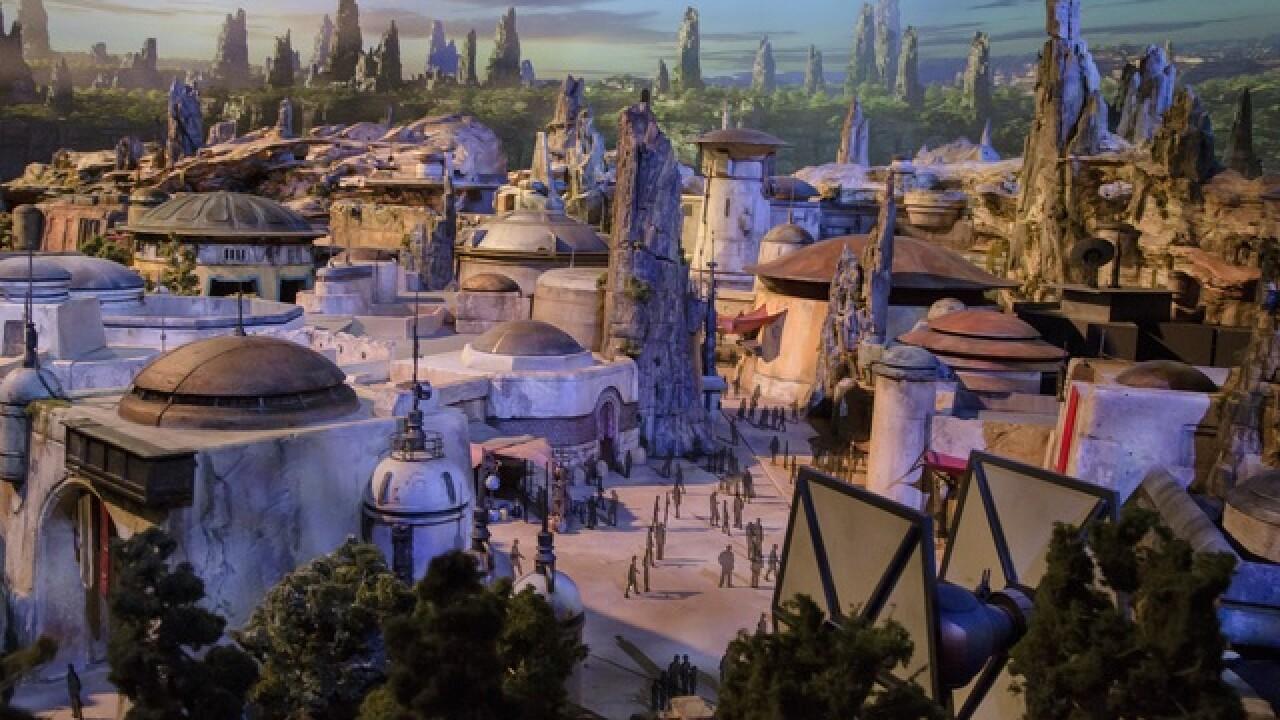 Disney announces Star Wars Land opening season