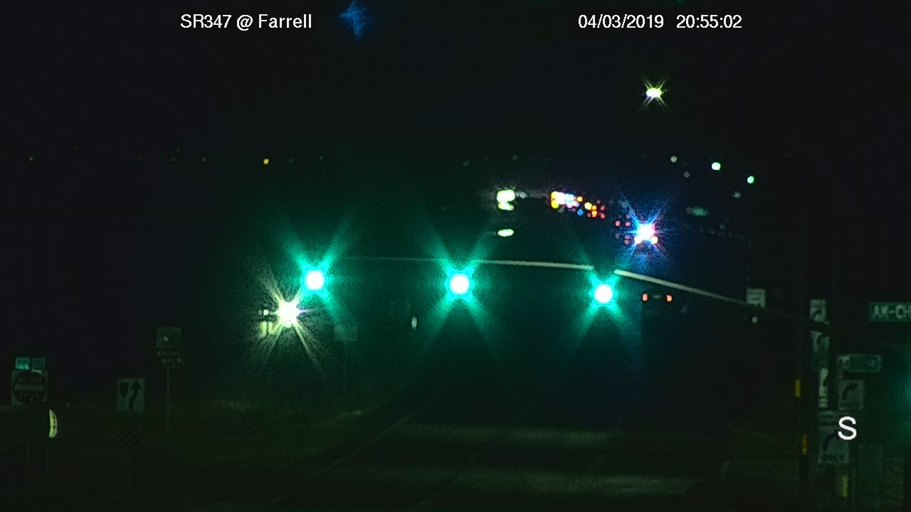 KNXV ADOT SR 347 HEAD ON CRASH