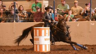 Heart O' Texas Fair and Rodeo day three results