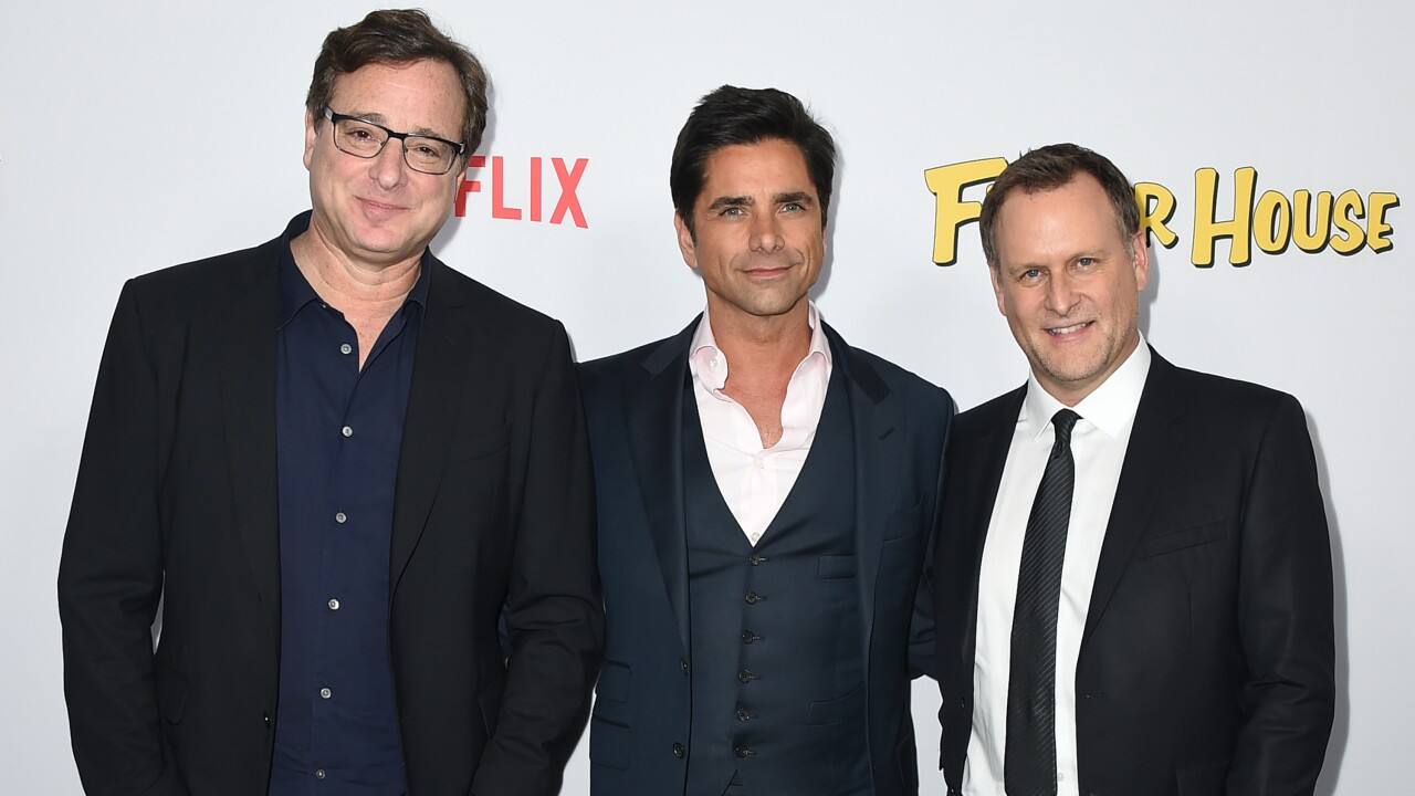 'Full House' cast reunites for 'Full Quarantine' spoof