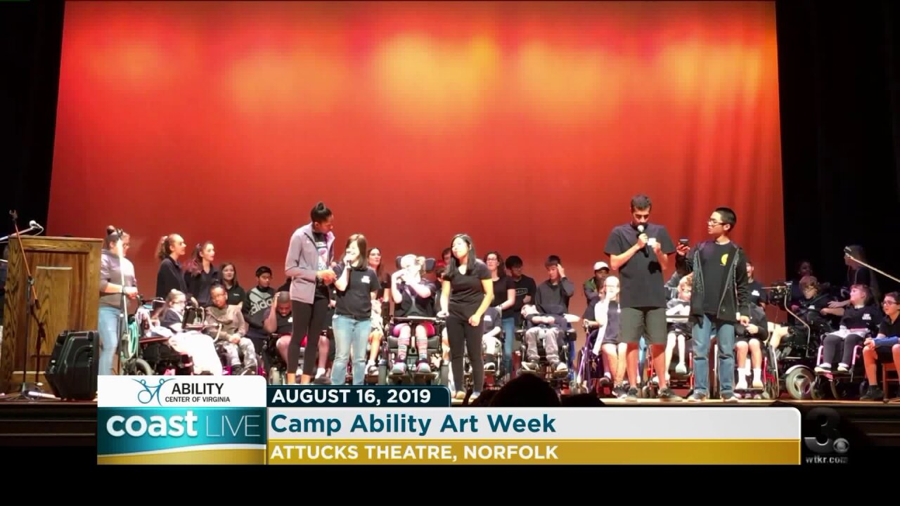 A program supporting the abilities of teens with disabilities on CoastLive