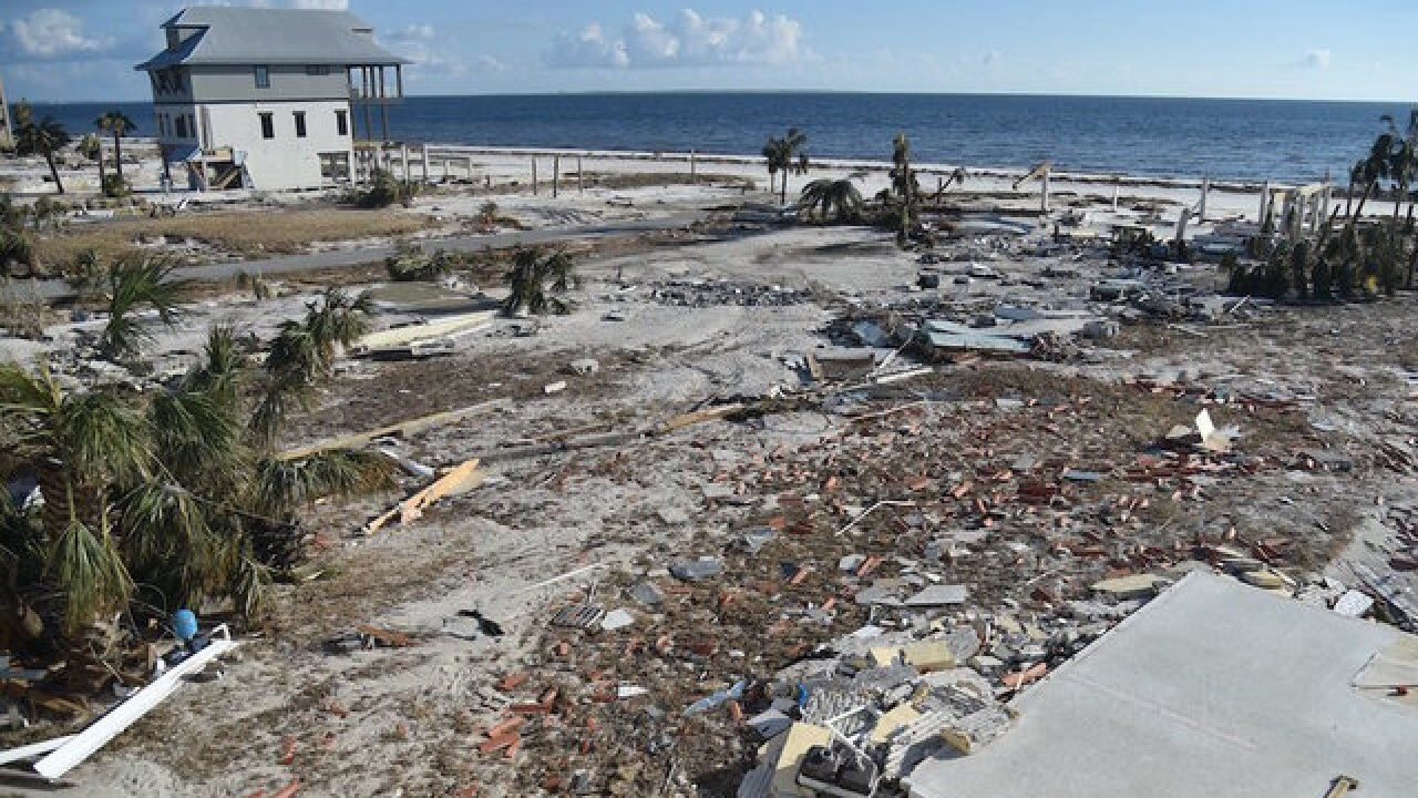 Hurricane Michael's death toll keeps rising one week later