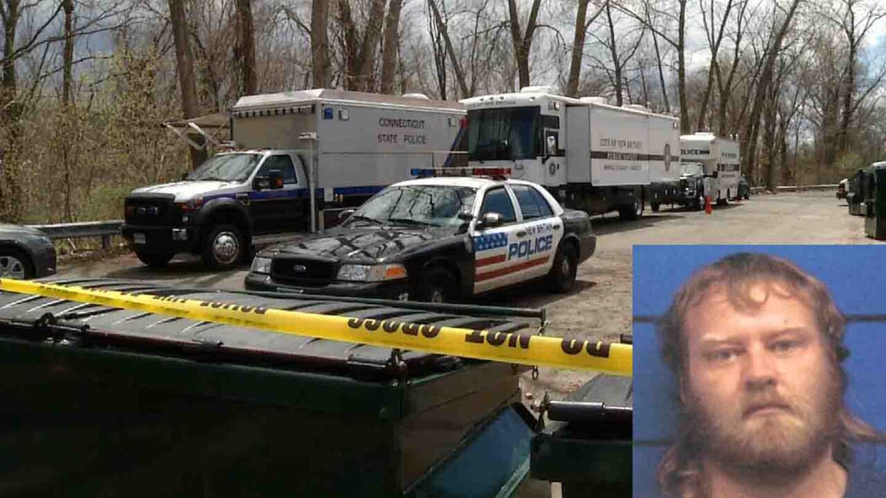 'Hillbilly' suspected serial killer from Hampton charged after remains of 7 peopleunearthed