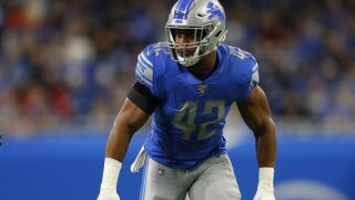 Reports: Cardinals, former Lions LB Kennard agree to three-year deal