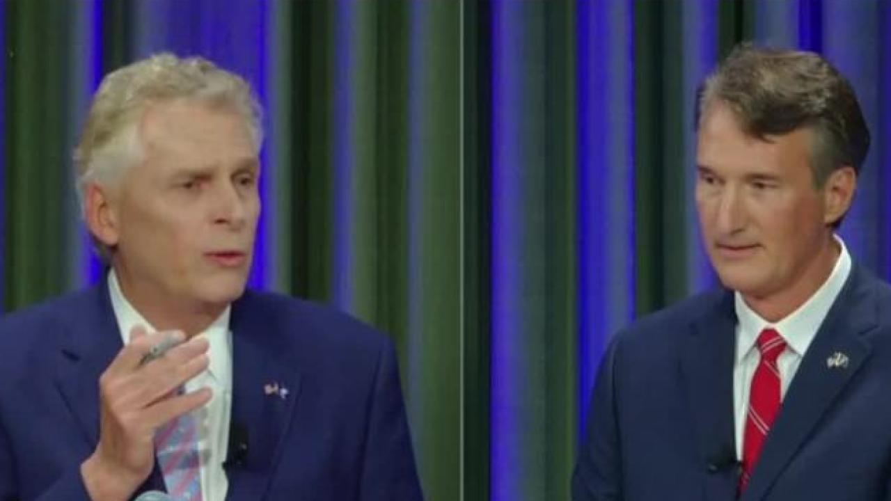 Political analyst weighs in on Virginia's first gubernatorial debate