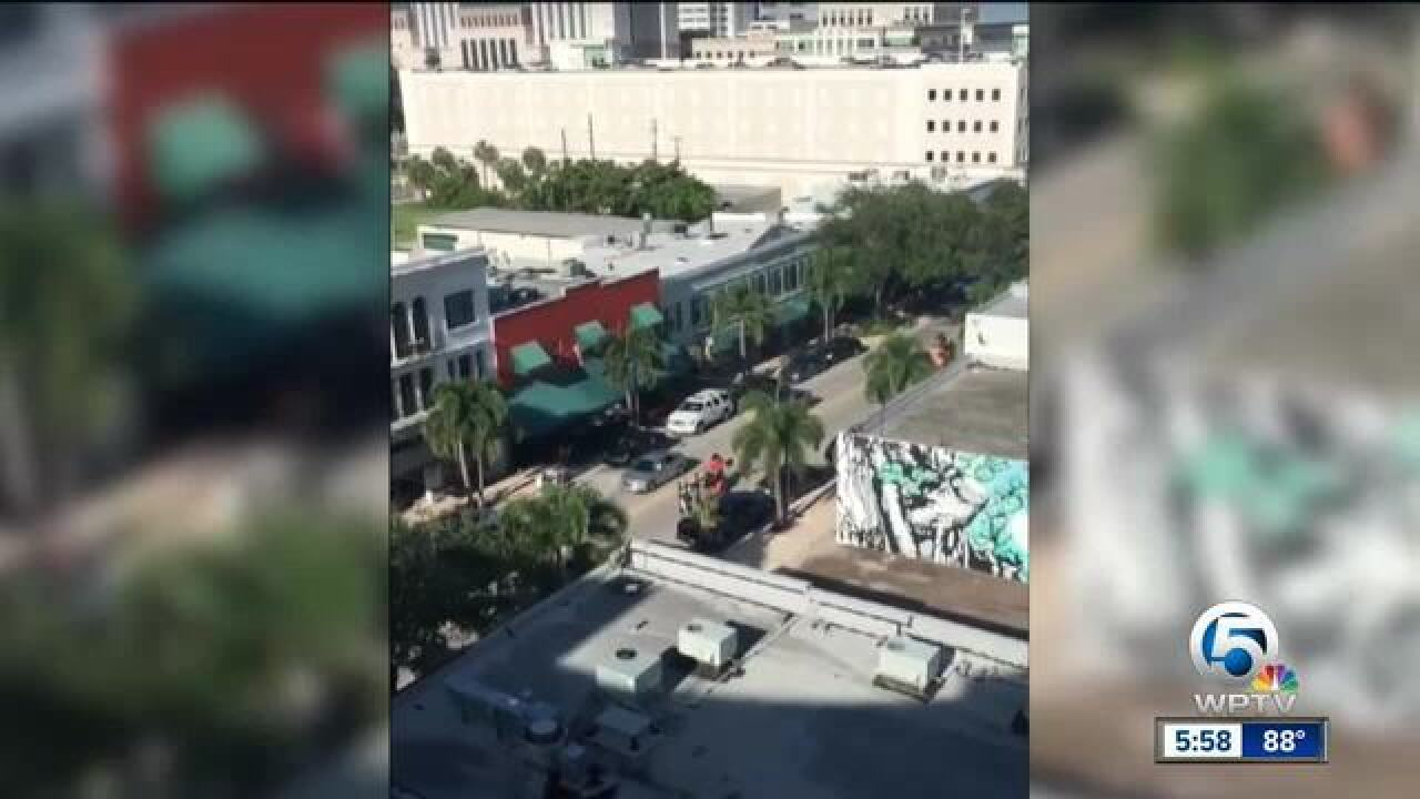 Growing outrage over dirt bike and ATV riders breaking the law in downtown West Palm Beach