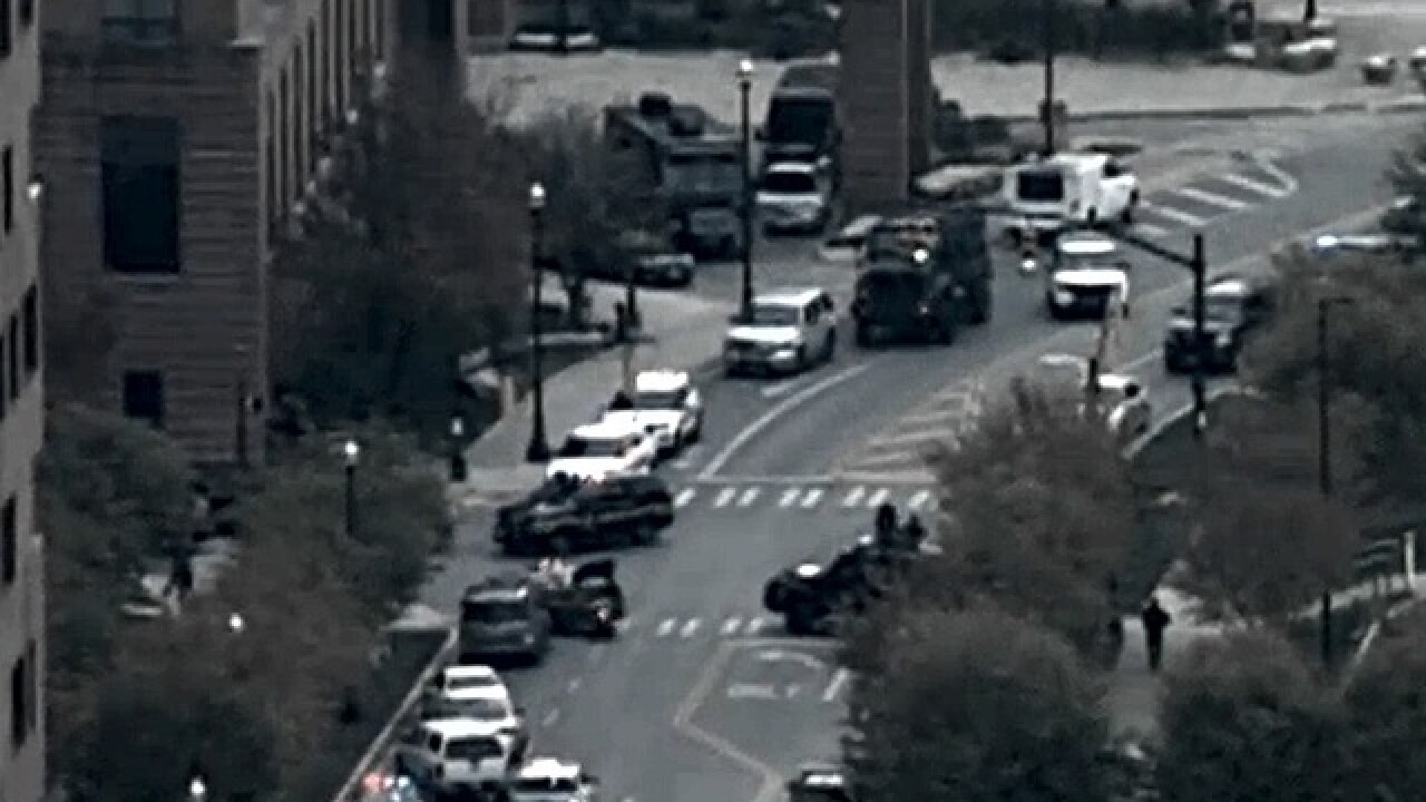 Active shooter reported on OSU campus