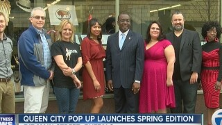 Queen City Pop Up on summer hiatus