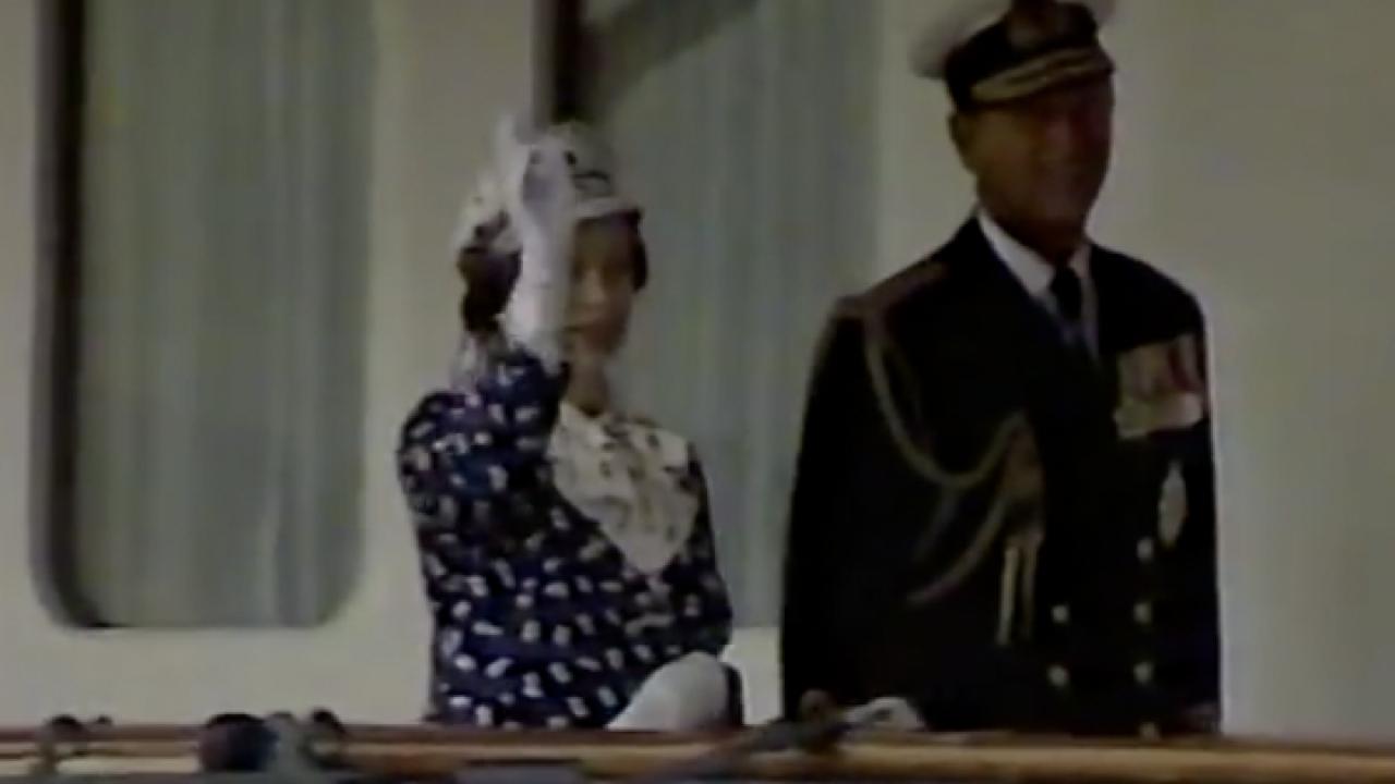 Prince Philip's 1983 royal visit left lasting impression in San Diego