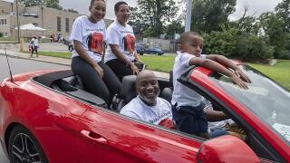 Black Family Reunion Parade 2018