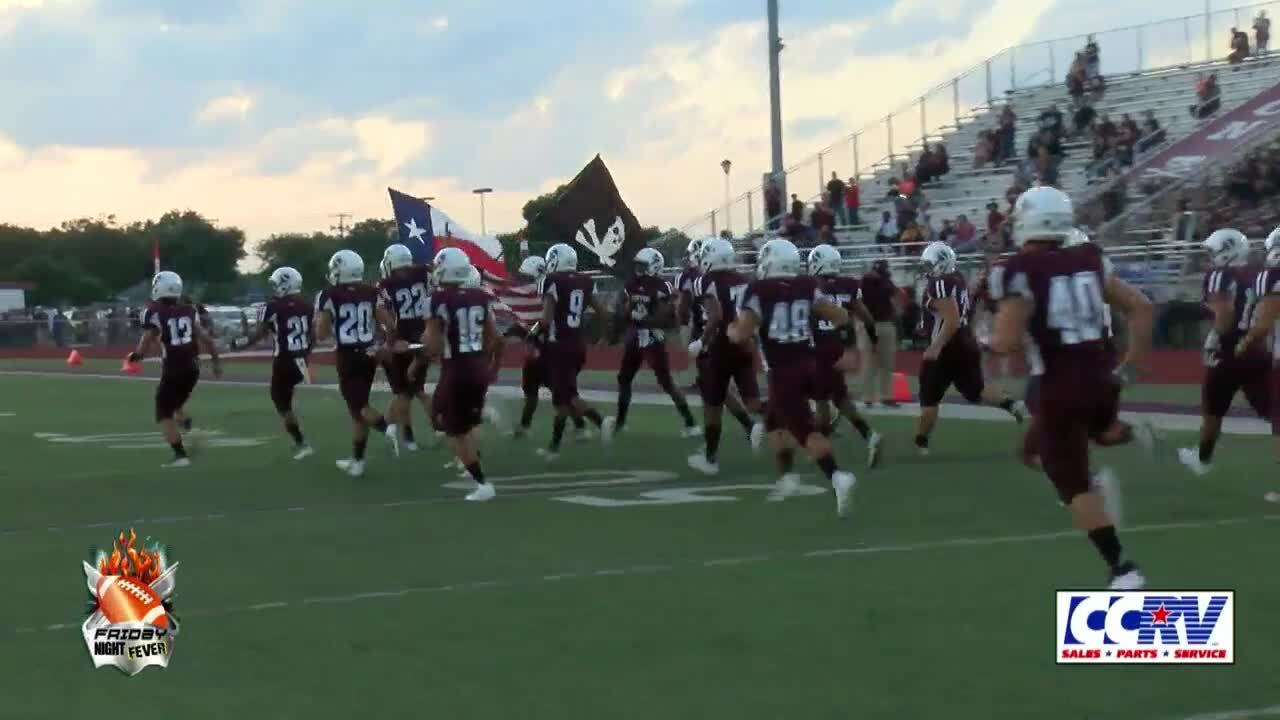 Sinton Pirates will appear on Friday Night Fever this week