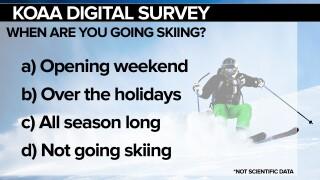 Skiing survey image