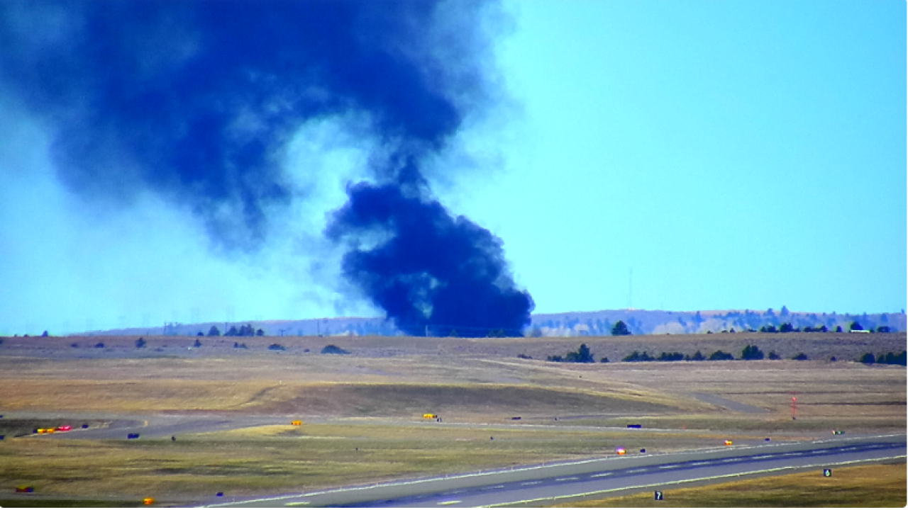 Small plane crashes in Billings