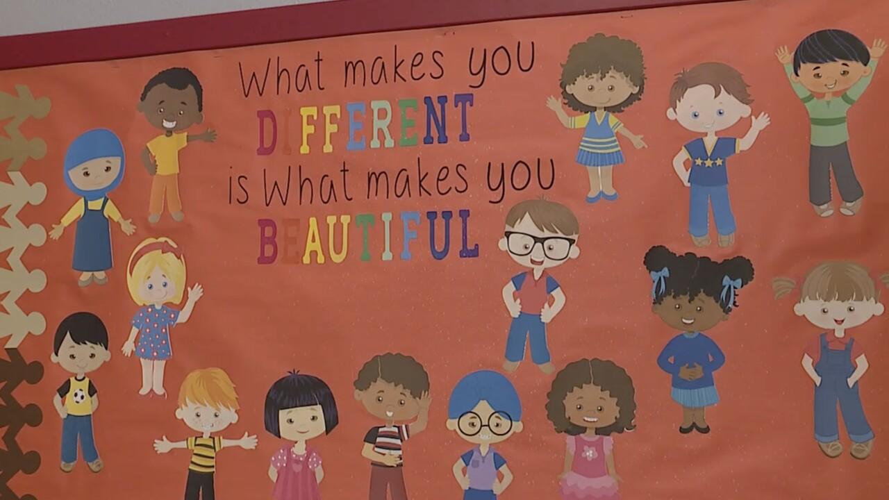 Fairfield school unity week