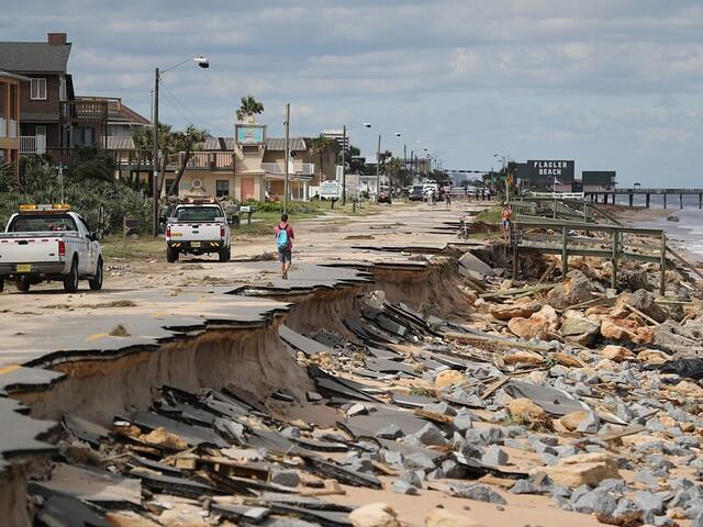Florida hurricanes over the years, from 1896 to Hurricane Matthew
