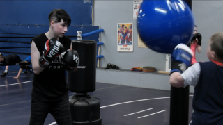 Butte's Rheanna Brush using boxing to overcome life's toughest challenges