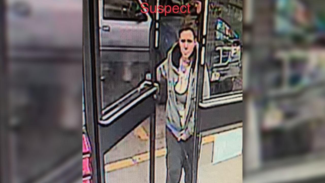 7-11 Carjacking and Kidnapping Suspect