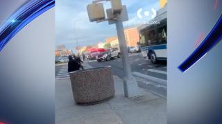 MTA bus crash East Flatbush