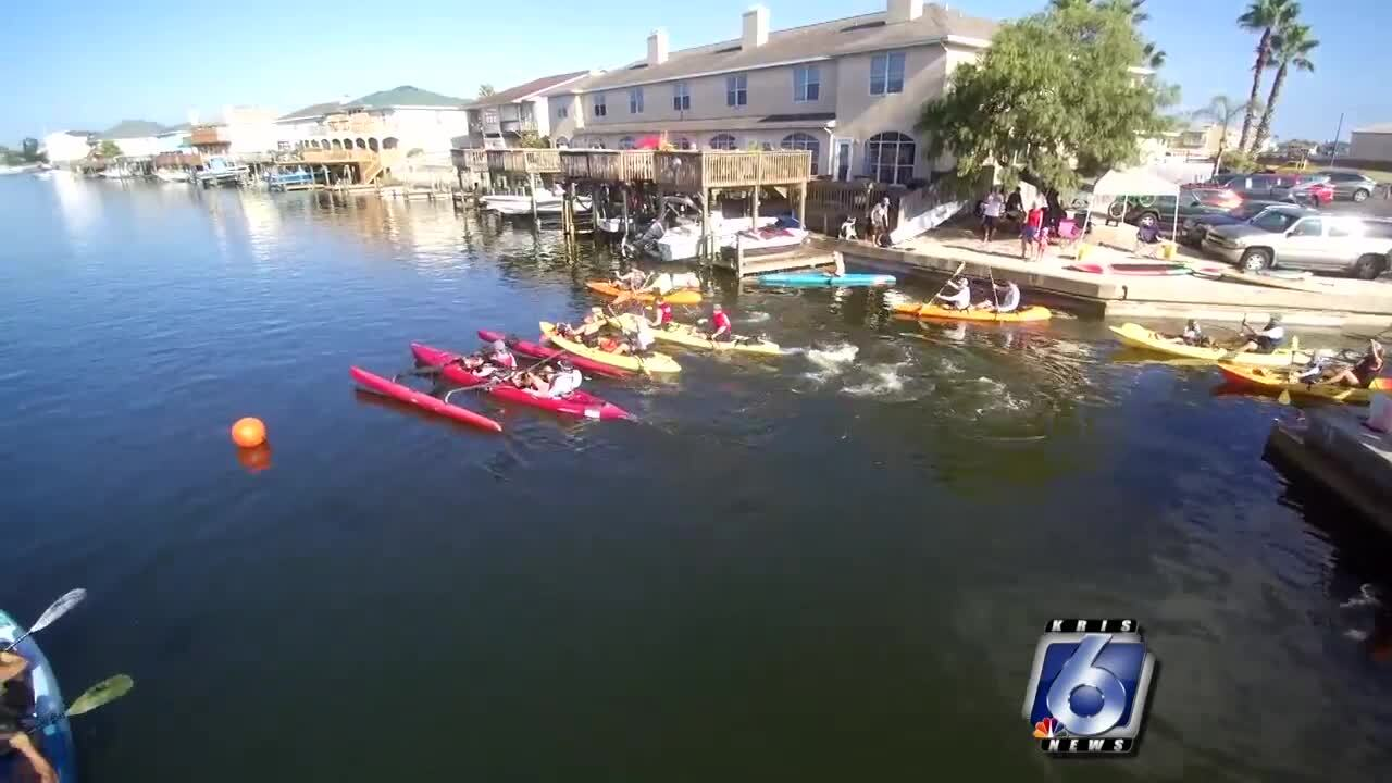 """Paddle for Parkinson's Relay"" set for Saturday"