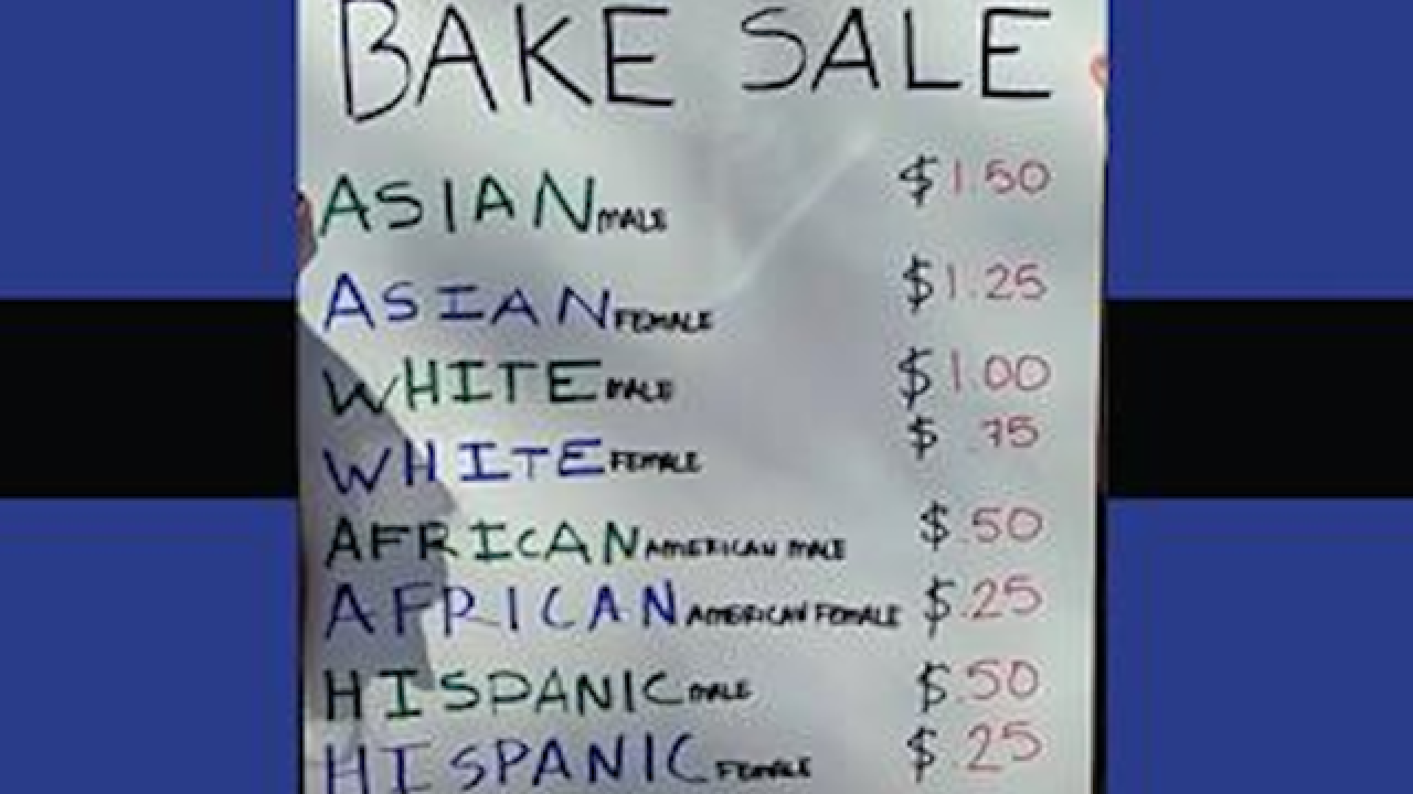 College club causes stir with 'Affirmative Action Bake Sale'
