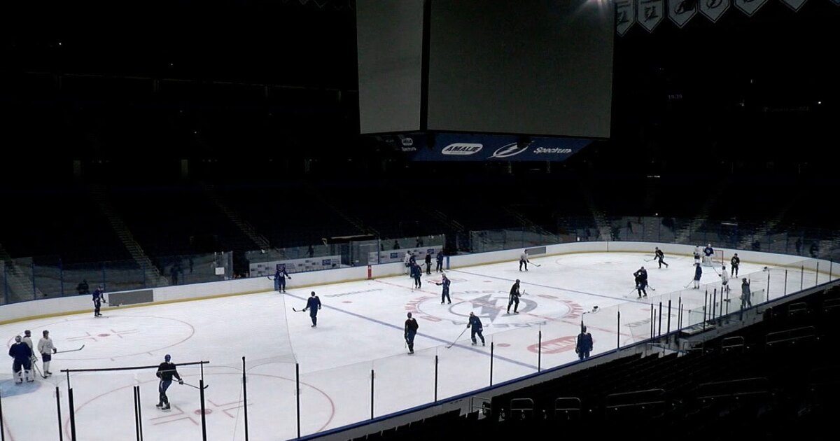 Fans to be allowed back at Amalie Arena