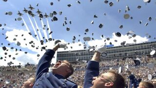 Air Force Academy Graduation: Your guide to events this week