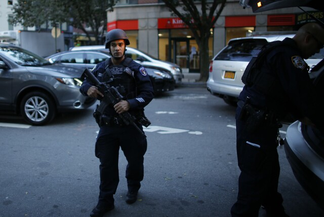 PHOTOS | Possible terror attack in NYC leaves at least 8 dead, suspect from Tampa