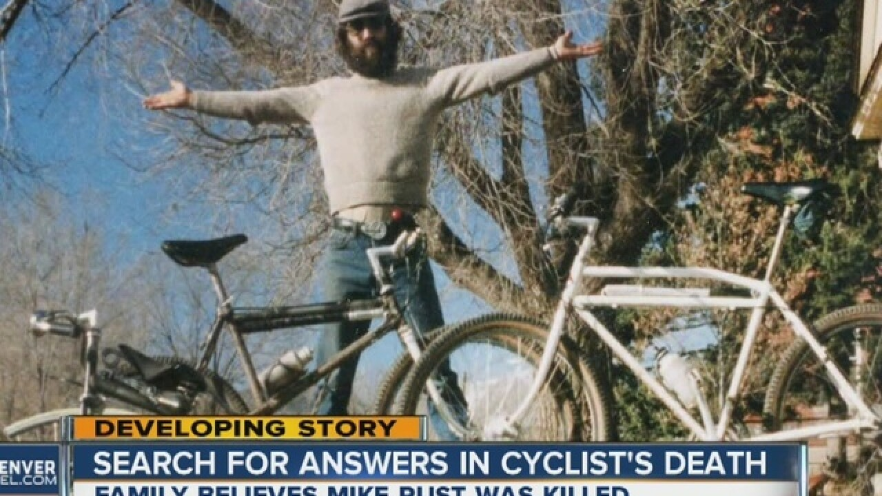 Remains ID'd as Hall of Fame mountain biker