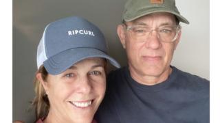 Tom Hanks provides update after coronavirus diagnosis