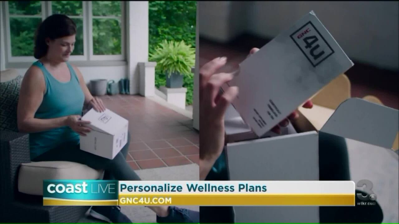 Personalized plans for health and wellness on Coast Live