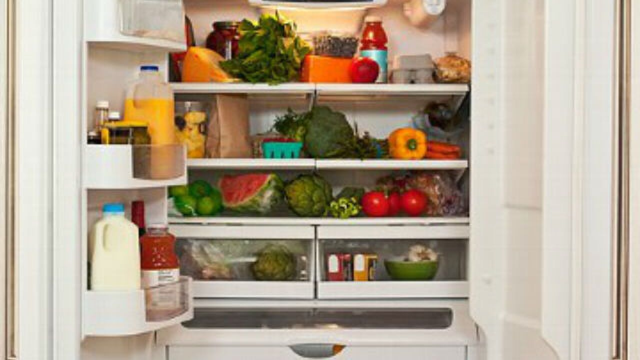 Determining weather the food in your fridge is safe after a
