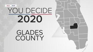Glades County Sample Ballot