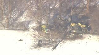Helicopter crash in Minnesota that killed 3 soldiers