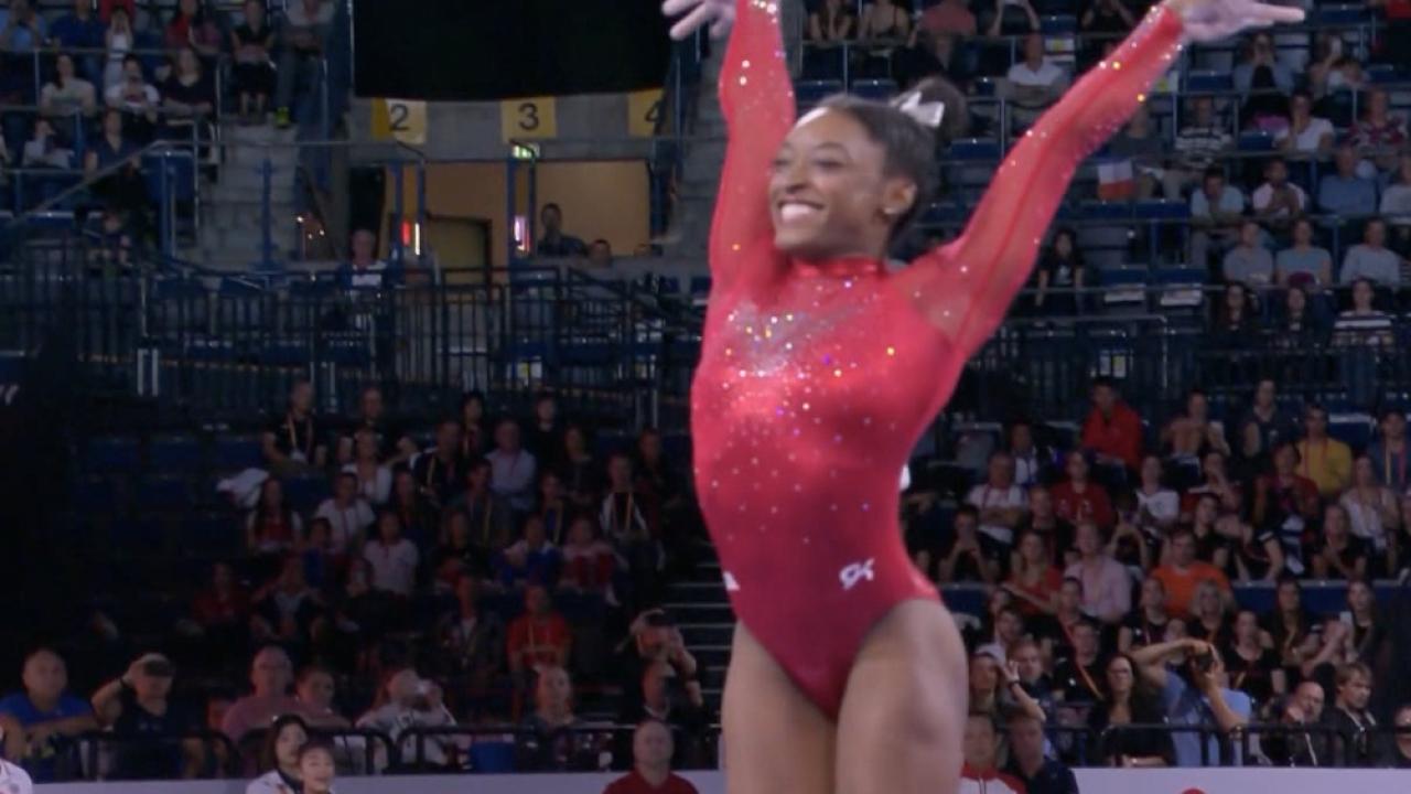 Simone Biles' Olympic decision puts mental health in spotlight