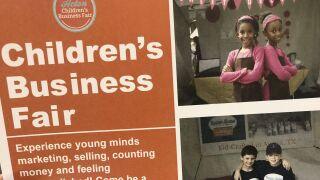 Children's Business Fair in Bozeman on Saturday